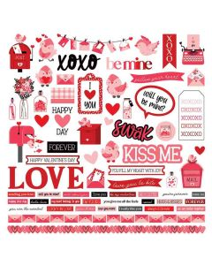 Love Letters Element Stickers - PhotoPlay*