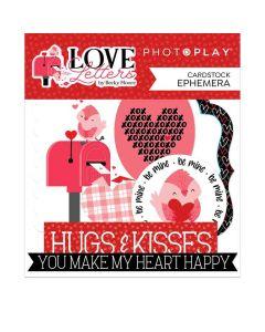 Love Letters Ephemera - PhotoPlay