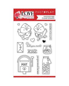 Love Letters Stamps - PhotoPlay*