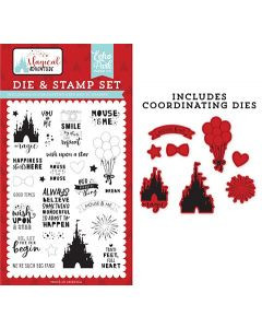 Our Favorite Thing Die & Stamp Set - Magical Adventure 2 - Echo Park
