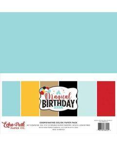 Magical Birthday Boy Solids Kit - Echo Park