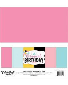 Magical Birthday Girl Solids Kit - Echo Park