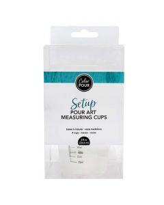 We R Memory Keepers Color Pour Measuring Cups