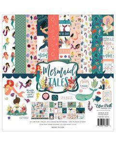Echo Park Mermaid Tails Scrapbook Collection