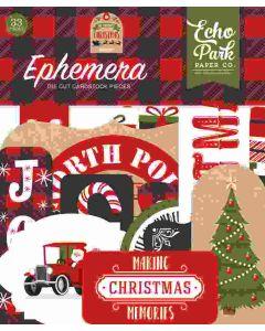 My Favorite Christmas Ephemera - Echo Park