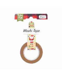 Celebrate Santa Washi Tape - My Favorite Christmas - Echo Park