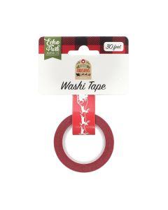 Sleigh Ride Washi Tape - My Favorite Christmas - Echo Park