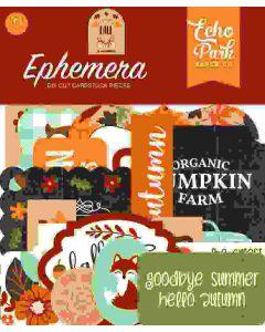 My Favorite Fall Ephemera - Echo Park
