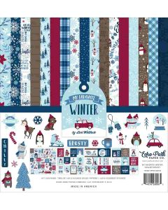 My Favorite Winter Collection Kit - Echo Park