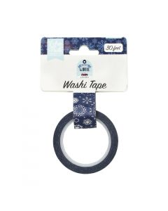 Frosted Snowflakes Washi Tape - My Favorite Winter - Echo Park