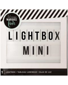 Mini Lightbox by Heidi Swapp