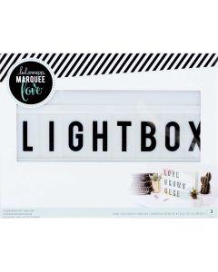 Heidi Swapp Mint Lightbox