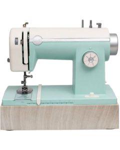 Mint Stitch Happy Sewing machine