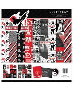 Martial Arts Paper Pack - PhotoPlay