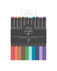 Kelly Creates Multi-Color Bullet Tip Pen