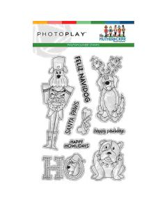 Muttcracker Stamps - Becky Fleck Moore - PhotoPlay