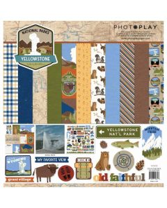 Yellowstone Collection Pack - Becky Fleck Moore - PhotoPlay