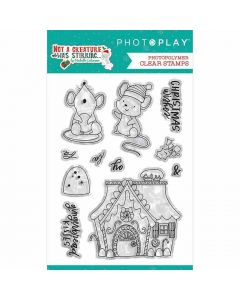Not A Creature Was Stirring Clear Stamps - PhotoPlay