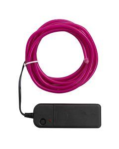Large Happy Jig Neon Purple Wire