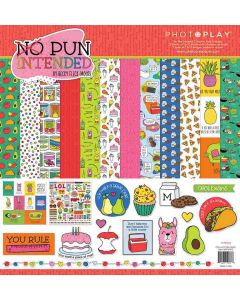No Pun Intended Collection Pack - Becky Fleck - PhotoPlay