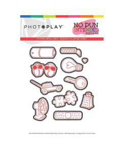 So Punny Dies No Pun Intended - Becky Fleck - PhotoPlay