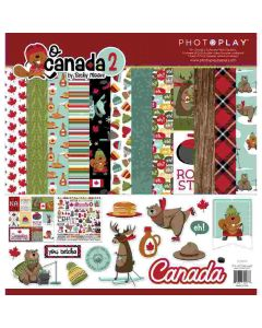 O Canada 2 Collection Pack - PhotoPlay*