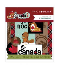 O Canada 2 Ephemera - PhotoPlay*