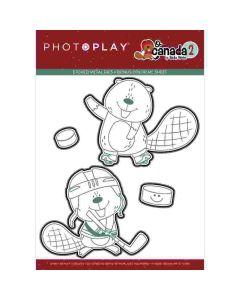 Beaver Hockey Dies - O Canada 2 - PhotoPlay*