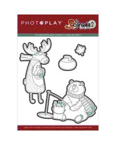 Moose & Bear Dies - O Canada 2 - PhotoPlay*