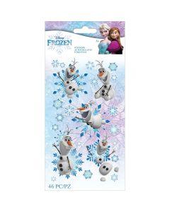 Frozen Olaf Stickers - Disney - EK
