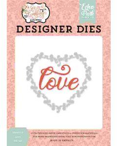 Heart of Love Dies - Our Wedding - Echo Park