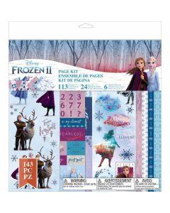 Frozen II Page Kit - Disney - EK