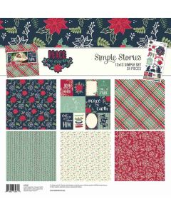 Simple Stories Peace on Earth Collection Kit
