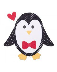 Penguin #2 Bigz Die - Olivia Rose - Sizzix