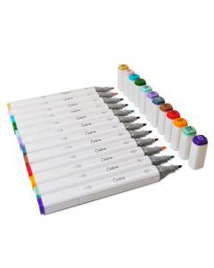 Sizzix Making Essential - Permanent Pens, 12PK (Assorted Colors)
