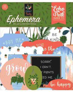 Plant Lady Ephemera - Echo Park