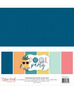 Pool Party Solids Kit - Echo Park*