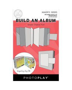 "6"" x 6"" Build an Album - Maker's Series - Joey Otlo - PhotoPlay"