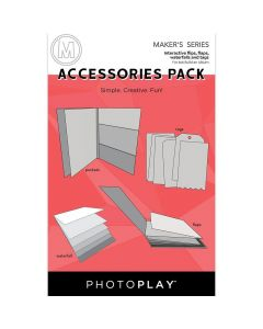 Build an Album Accessories Pack - Maker's Series - PhotoPlay