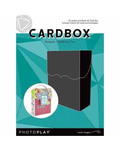 Black Cardbox - Maker's Series - PhotoPlay