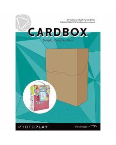 Kraft Cardbox - Maker's Series - PhotoPlay