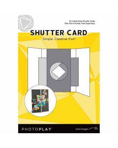 Shutter Card - Maker's Series - PhotoPlay
