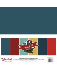 Echo Park Pirate Tales Solid Cardstock