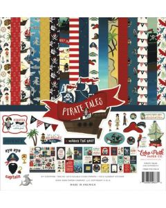 Echo Park Pirate Tales Paper Collection