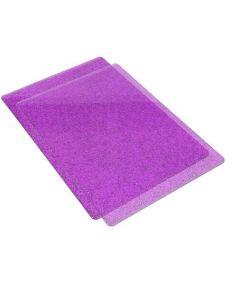 Sizzix purple glitter replacement cutting pads