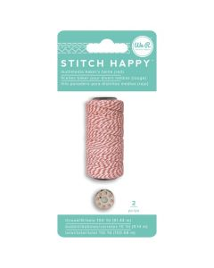 Stitch Happy Red Bakers Twine Packaging