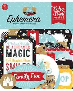Remember the Magic Ephemera - Echo Park*