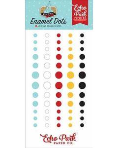 Remember the Magic Enamel Dots - Echo Park*