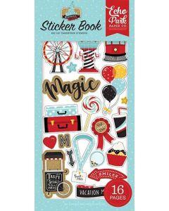 Remember the Magic Sticker Book - Echo Park*