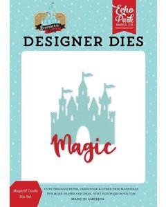 Magical Castle Die Set - Remember the Magic - Echo Park*